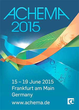 Logo Achema 2015